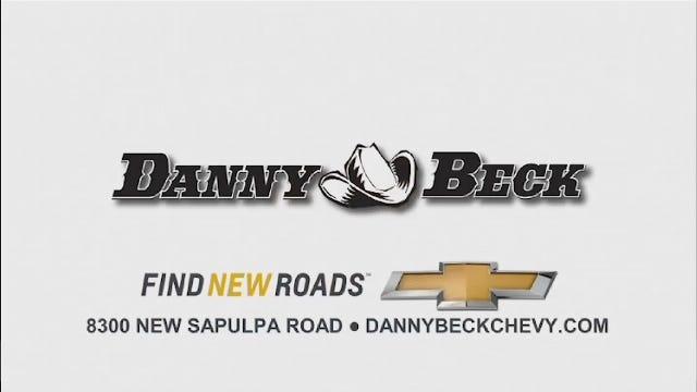 Danny Beck: Find New Roads