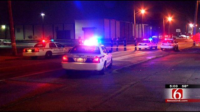 Tulsa Man Arrested In Killing Of 2 Men Outside Nightclub