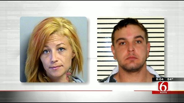 Catoosa Man Arrested For Murder Of Girlfriend