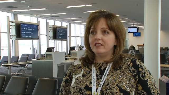 WEB EXTRA: Alexis Higgins With Tulsa International Airport Talks About Renovations