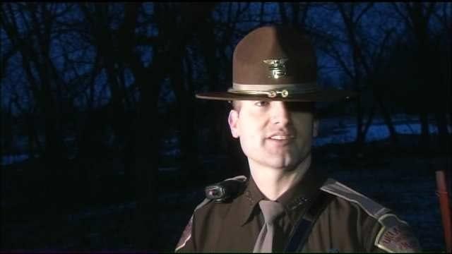 WEB EXTRA: OHP Trooper Matthew Middleton Talks About Crash
