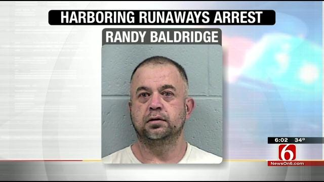 Ex-Rogers County Official Arrested For Harboring Runaways