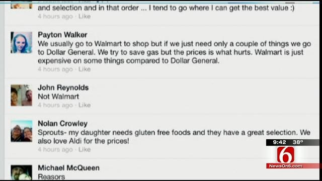 OK Talk: How Do You Pick Where You Shop For Groceries?