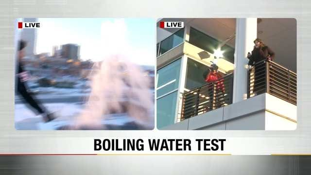 6 In The Morning: Boiling Water Test