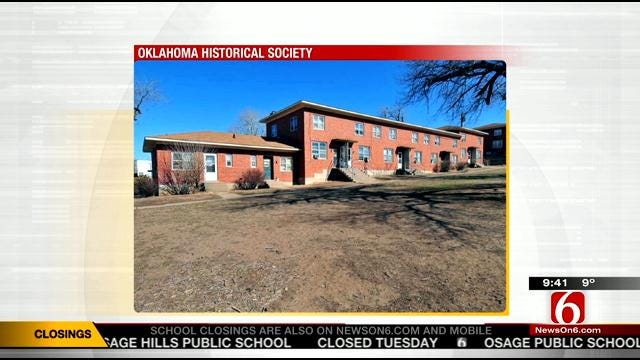 Five Oklahoma Buildings Added To National Historic Register