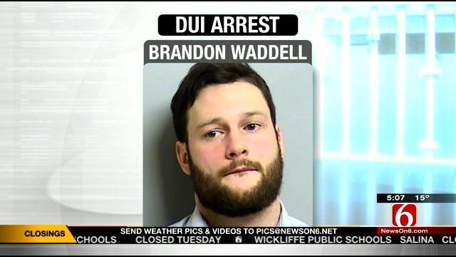 Tulsa Man Arrested On DUI After Rolling Truck Near Arkansas River
