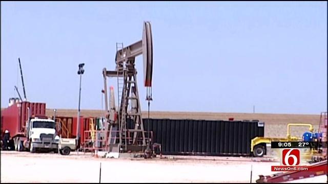 Oklahoma Gas And Oil Companies Adjust To New Fracking Regulation