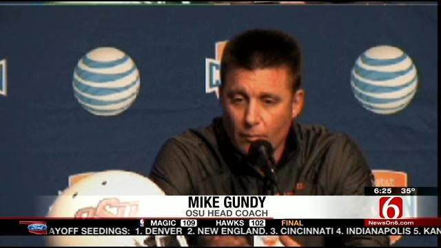 Gundy Sees Similarities In OSU's, Mizzou's Offenses