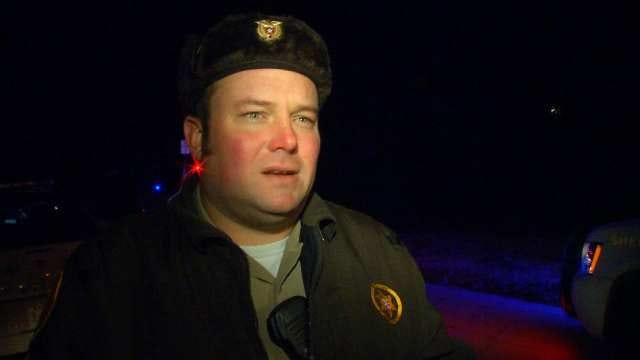 WEB EXTRA: Tulsa County Sheriff's Office Sgt. Matt Fleenor Talks About Chase