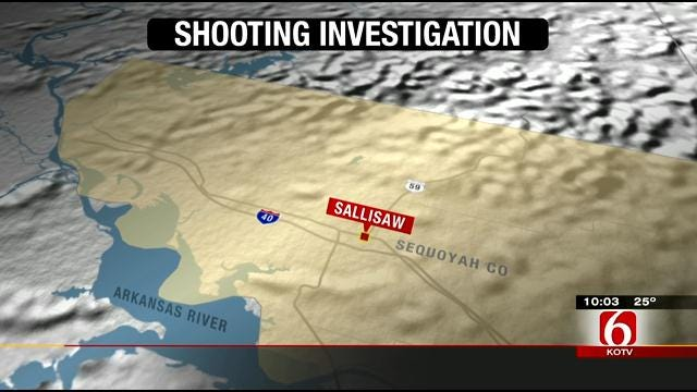 Authorities ID Man Shot And Killed By 95-Year-Old Near Sallisaw