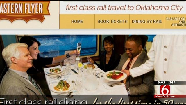 Oklahoma Passenger Rail Hitting The Tracks In Style