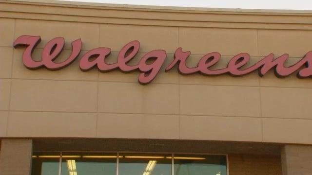 WEB EXTRA: Video From Scene Of Tulsa Walgreens Carjacking