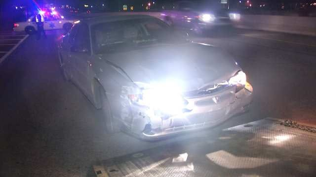 WEB EXTRA: Video From Scene Of Highway 169 Crash