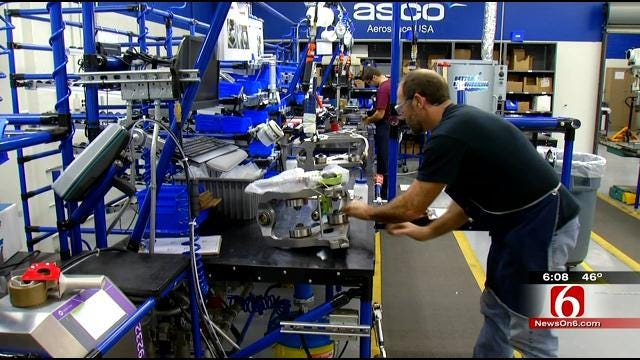 Aerospace Company Looks To Bring Jobs To Stillwater