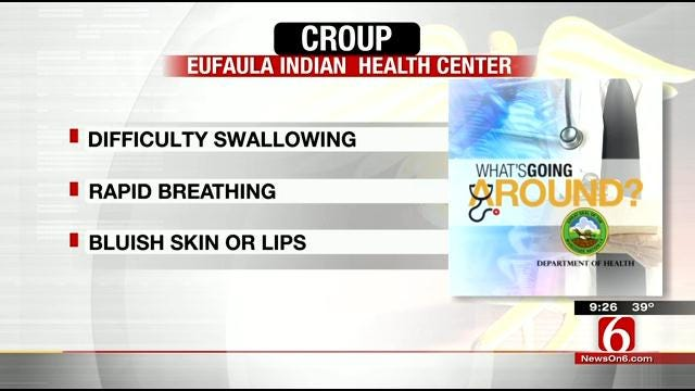What's Going Around: Treating Croup, Allergies
