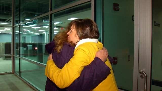 Tulsa Christmas Helper Gets Help Herself After Car Stolen