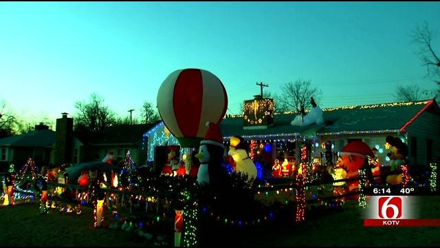 Muskogee Castle Saves Christmas For Crime Victim