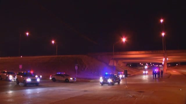 WEB EXTRA: Video From Scene On Tisdale Expressway Near Pine Street