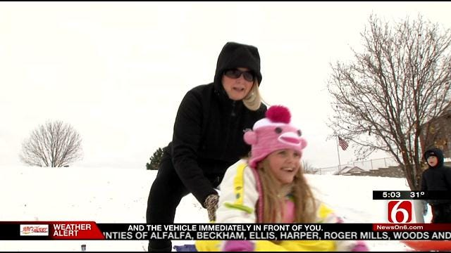 Green Country Schools Get Creative To Make Up Early Snow Days