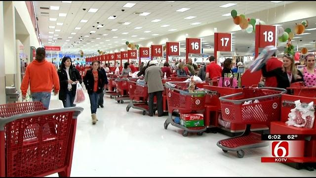 Target Fraud Alert May Impact Up To 40 Million Customers Nationwide