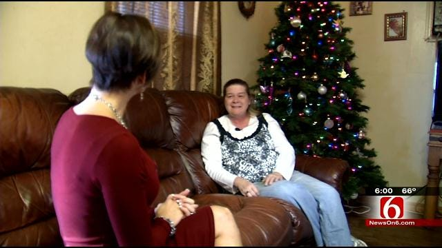 Woman Green Country Thieves Steal Woman's Car, Cash, Christmas Gifts