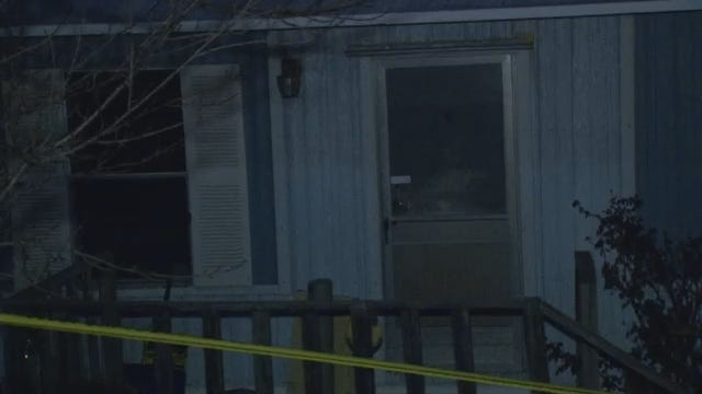 WEB EXTRA: Video From Scene Of Osage County Shooting