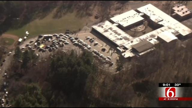 Green Country Marks Anniversary Of Sandy Hook School Shooting