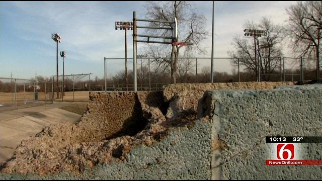 City Plans To Makeover 3 Tulsa Parks With $700K Trust
