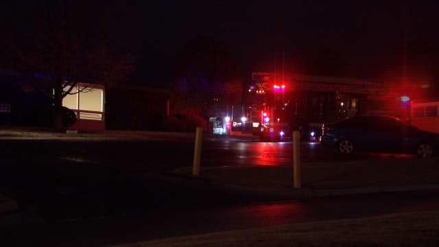 WEB EXTRA: Video From Scene Of Fire At Tulsa's Maplewood Care Center