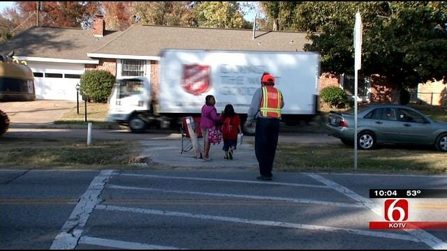 Tulsa School Administrators Rush To Get Word Out About Coming Road Work