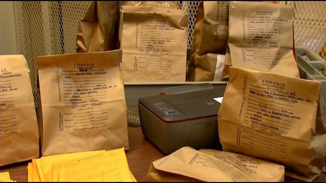 Tulsa Identity Theft Operation Has National Impact