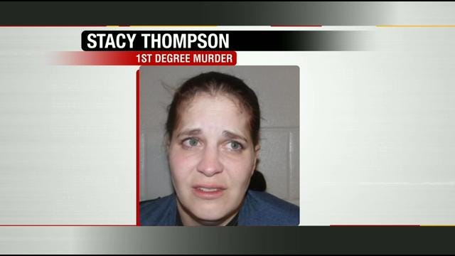 Bartlesville Woman Arrested In Stabbing Death Of Husband