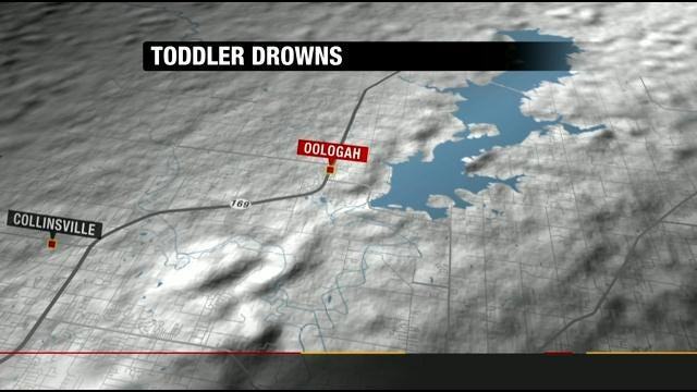 Owasso Toddler Drowns In Rogers County Pond