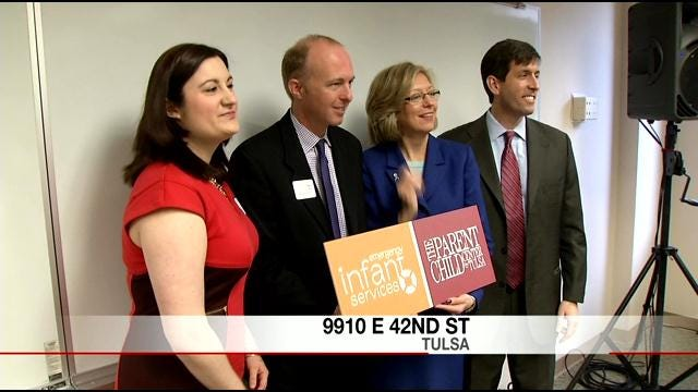 New Crisis Center Opens In East Tulsa For Families In Need