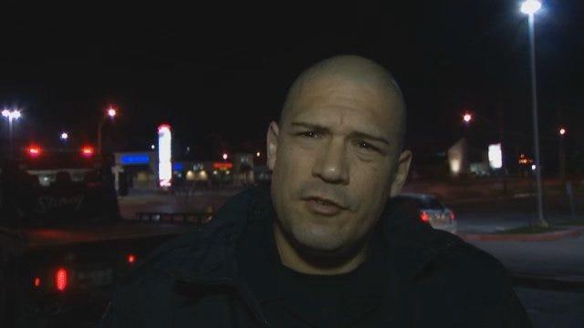 WEB EXTRA: Tulsa Police Sgt. Vic Regalado Talks About Nightclub Incident
