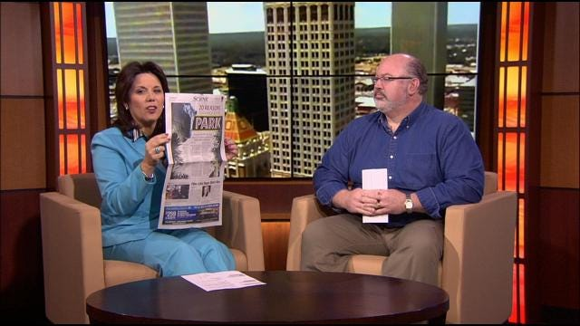 Tulsa World Movie Critic Michael Smith: Jurassic Park 3D
