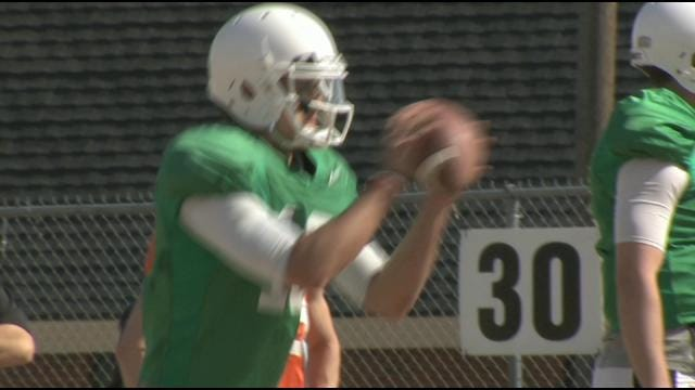 Mike Gundy Talks About the OSU Quarterback Situation