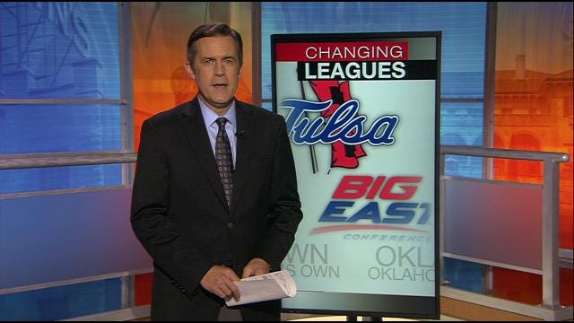 Breaking Down TU's Move To The Big East