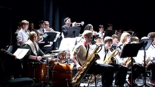 TPS Metro Honor Jazz Bands Perform At Jazz Hall Of Fame