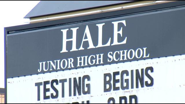 Hale Junior High Students Fall Ill From Taking Prescription Drug