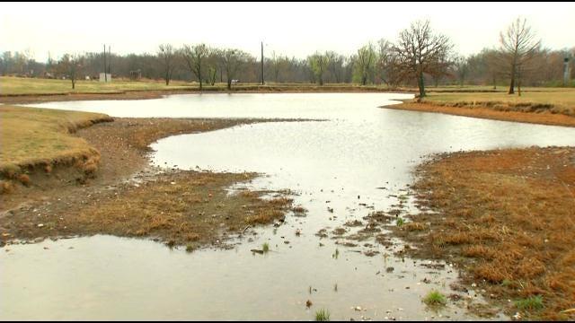 Rain Gives Hope To Oklahoma Ranchers