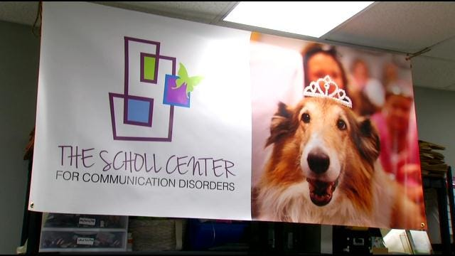 Beloved Therapy Dog Retires From Work At Tulsa's Scholl Center