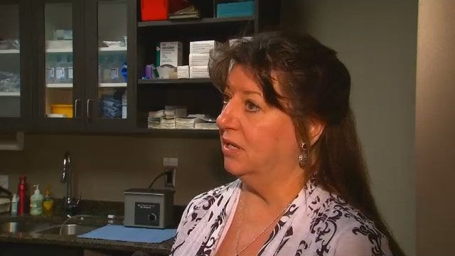 WEB EXTRA: Sherrie Brown, Registered Dental Hygienist Talks About Dental Office Safety