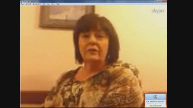 WEB EXTRA: Kathy Prichard Talks About Returning $14K To Bartlesville Man