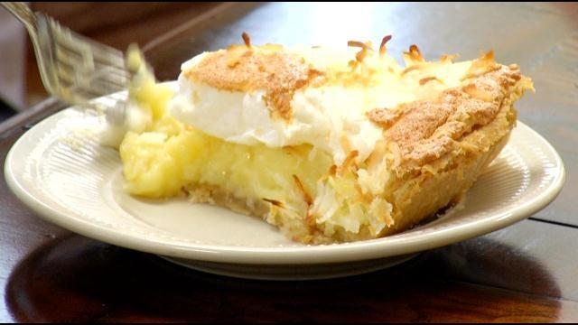 Retired Tulsa Restaurant Owner Still In The Pie-Making Business