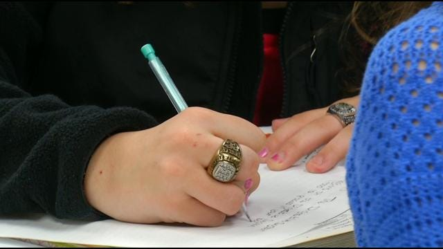 Delayed Test Booklets Put Strain On Oklahoma Educators, Students
