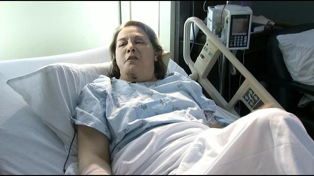 Second Tulsa Woman Attacked By Pit Bull Recounts Mauling