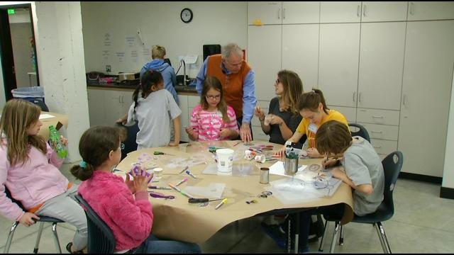 Green Country Kids Have Fun Learning At Spring Break Camp