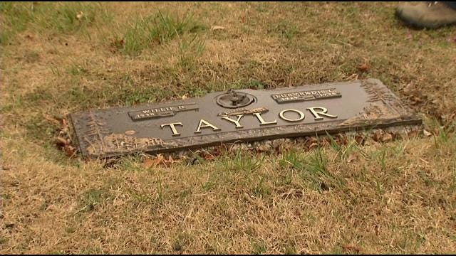 Stolen Military Grave Markers May Not Have Come From Cemetery