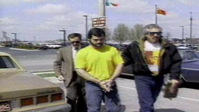 WEB EXTRA: File Video Of Joseph Agofsky, Dan Short And Crime Scene From 1989
